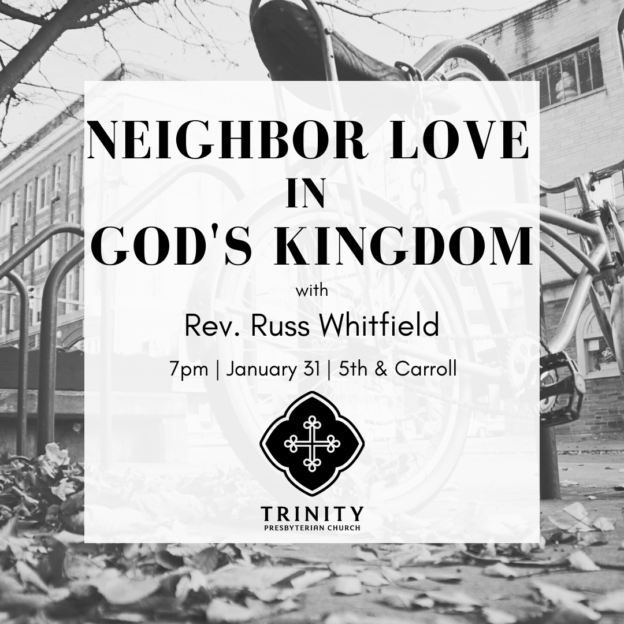 Neighbor Love in God's Kingdom